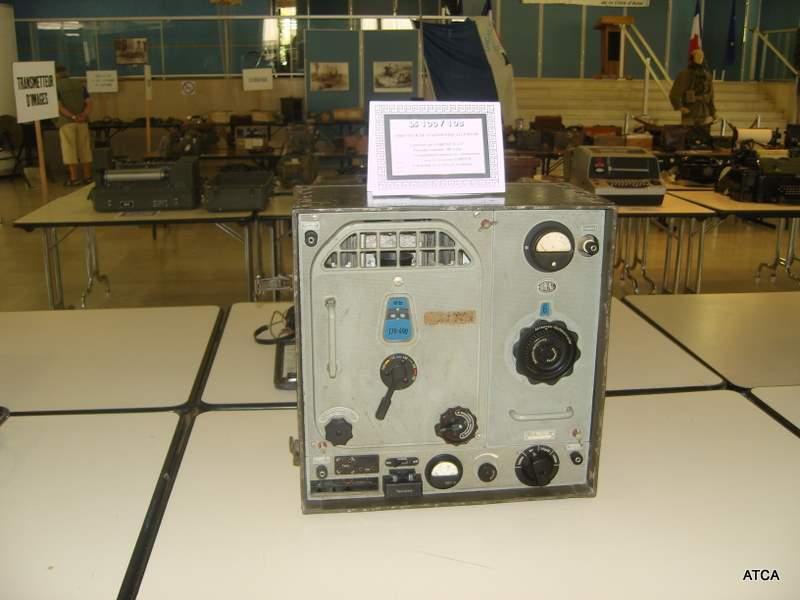atca matériel radio ancien